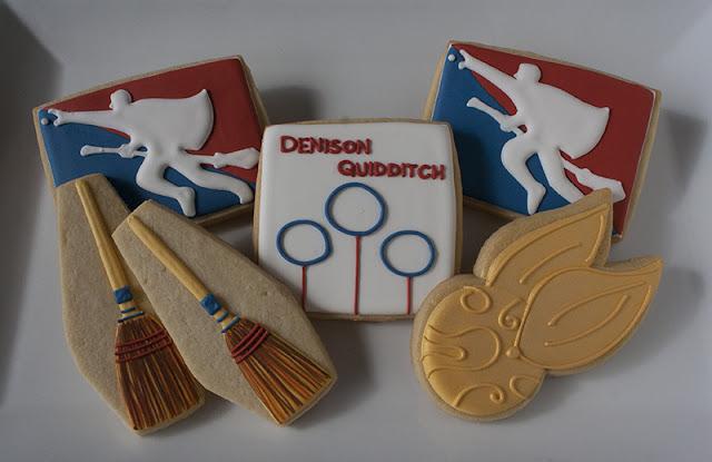 quidditch cookies