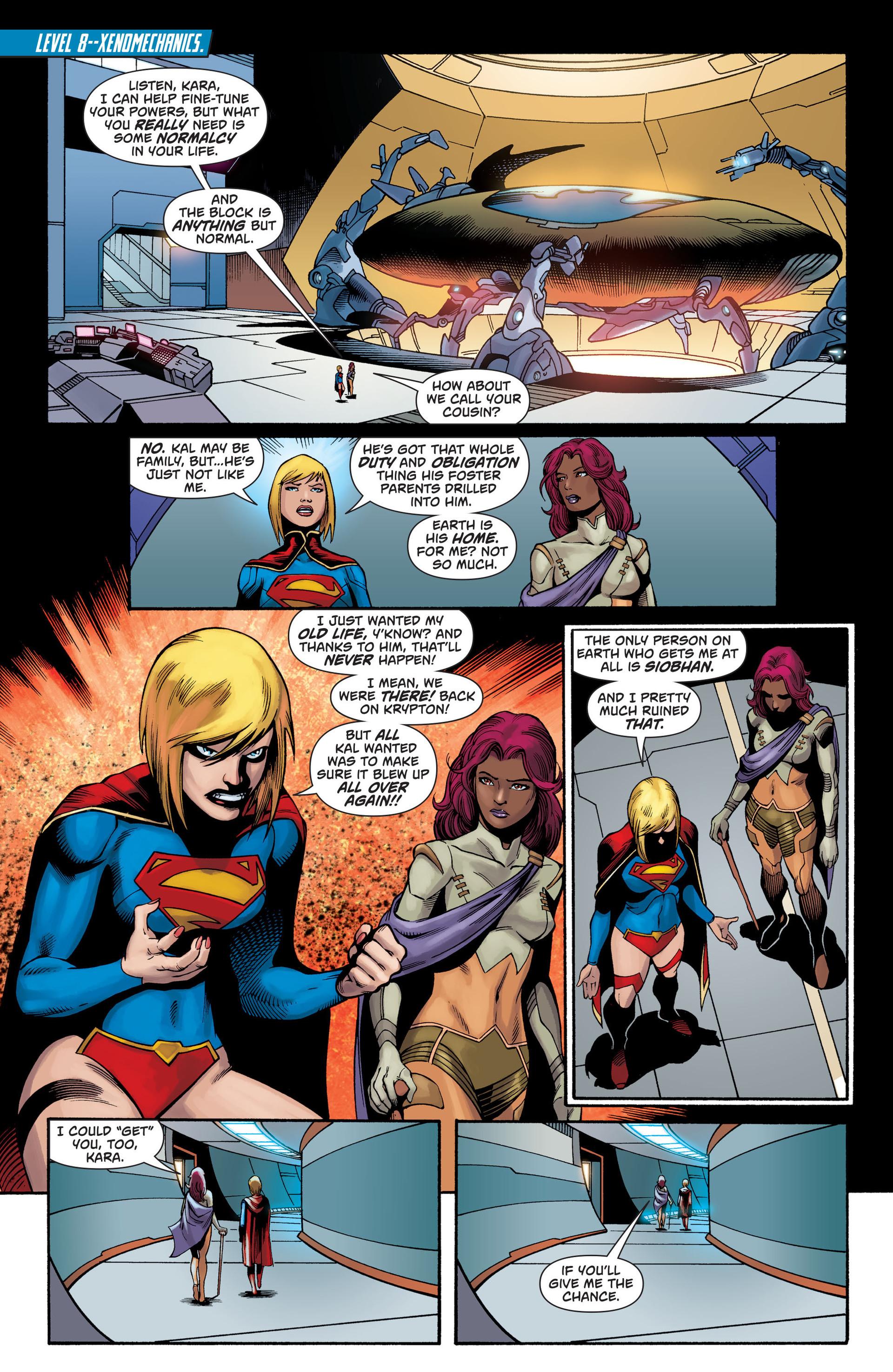 Supergirl (2011) Issue #27 #29 - English 9