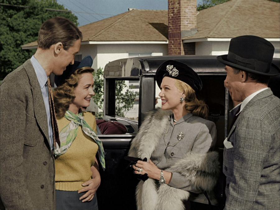 Vintage Clothing Love 1940 39 S Fashion On Film It 39 S A Wonderful Life