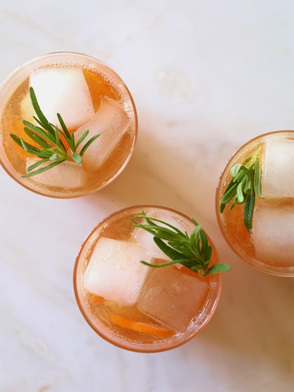 New Year's Eve Mocktail Recipe
