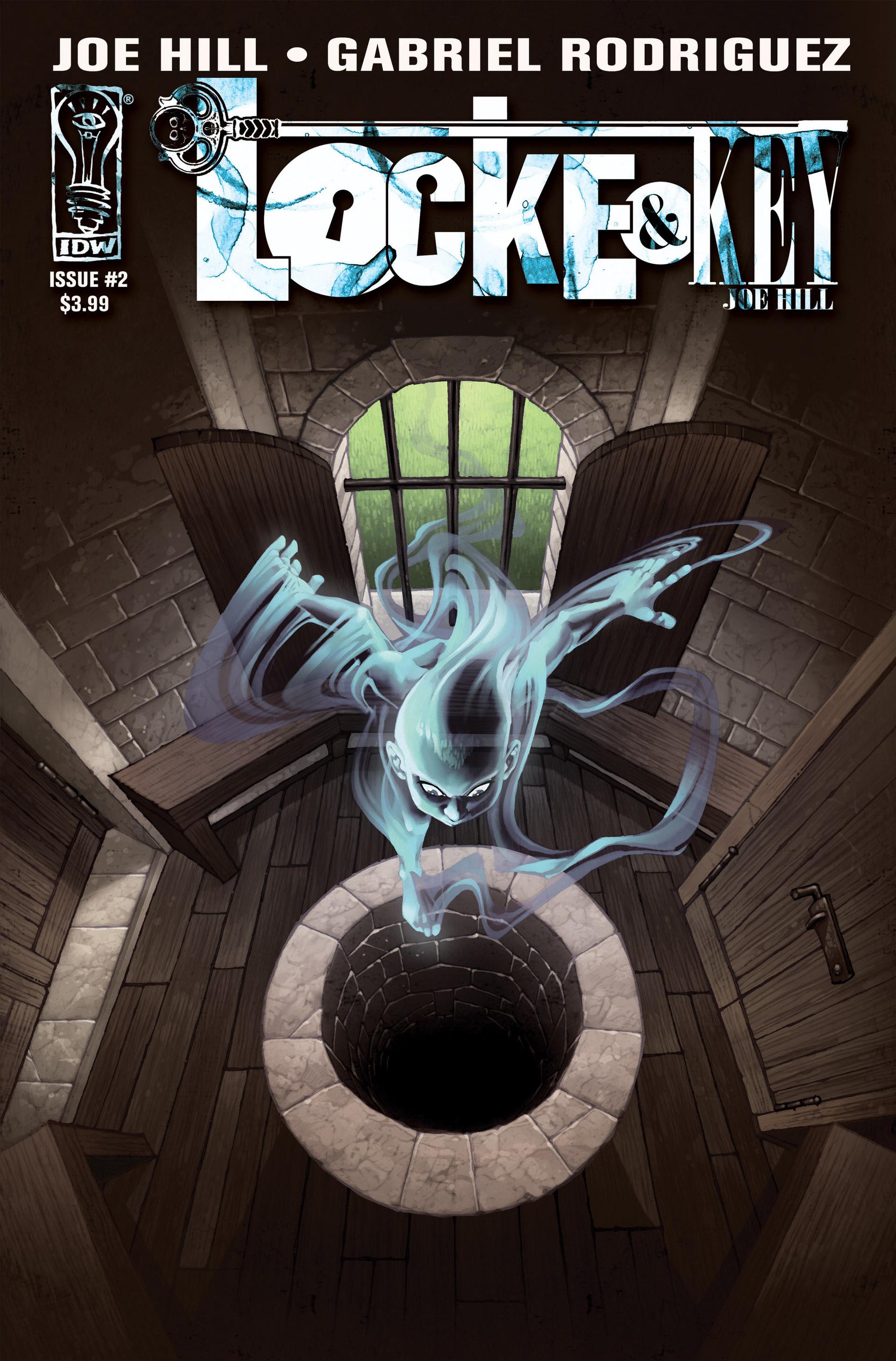 Locke & Key (2008) Issue #2 #2 - English 1