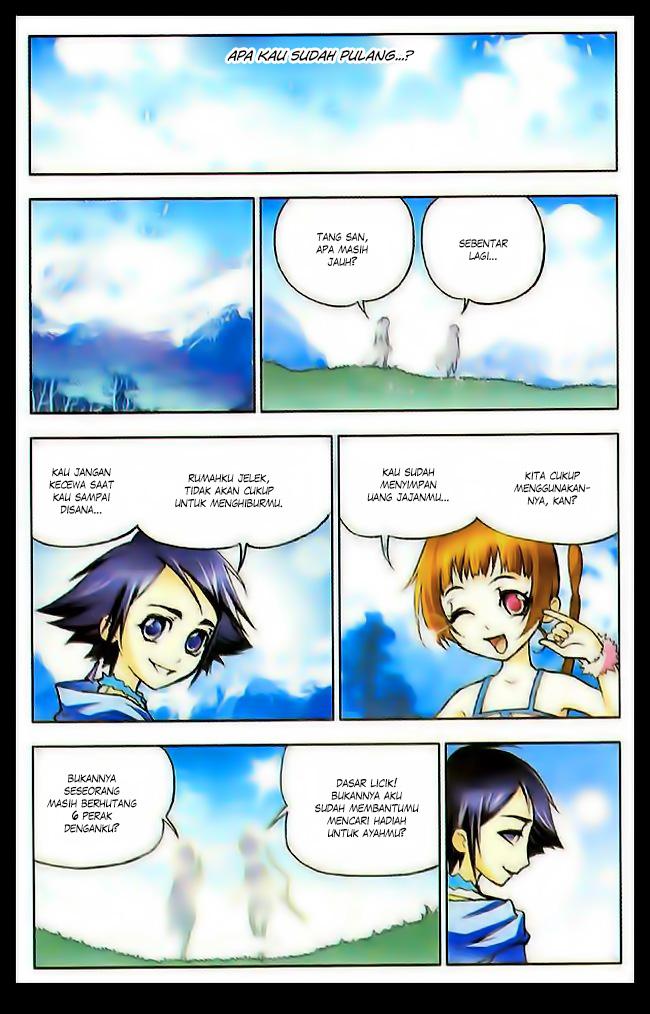 Soul Land Chapter 9