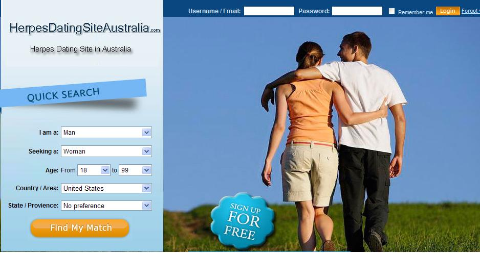 Dating site pictures in Australia