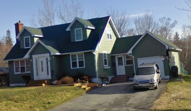 This house we call home exteriors for Cape cod siding ideas