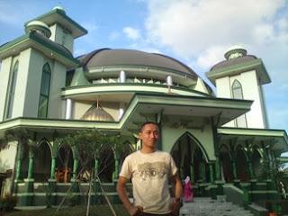 Masjid Al-Musannif Medan