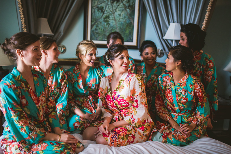 Chicago Bridesmaids Robes