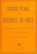 ACTAS OFICIALES. COMISIÓN REDACTORA DEL CÓDIGO PENAL CHILENO.