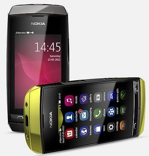 Gambar Nokia Asha 306