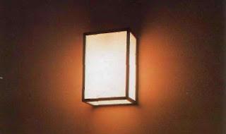 Remodeling house ideas december 2011 - Paper lighting fixtures ...
