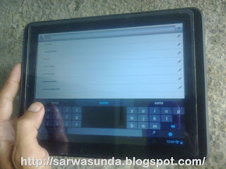 Swiftkey virtual keyboard sunda