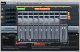 MAGIX Music Maker 2013 Premium Full