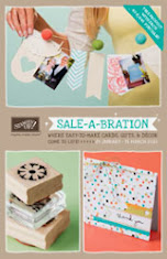 Sale-a-bration free products PDF