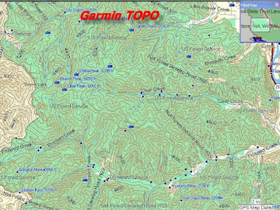 Garmin Topo Maps