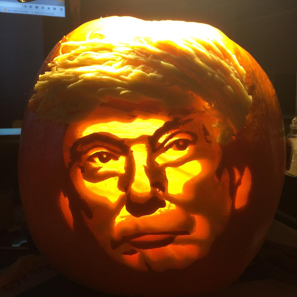 Pumpkin Carving Ideas for Halloween 2017: The Best of Donald Trump ...