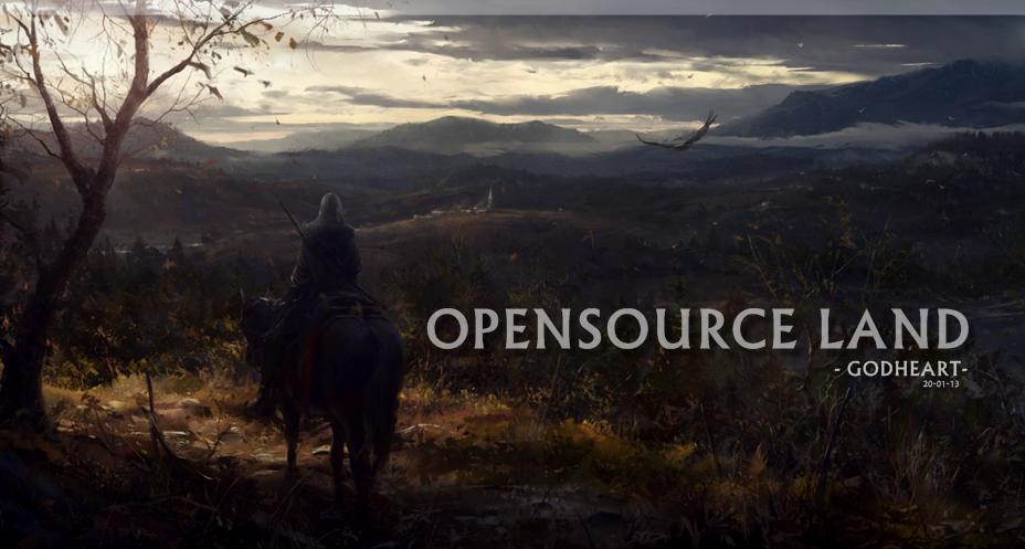 Opensource land