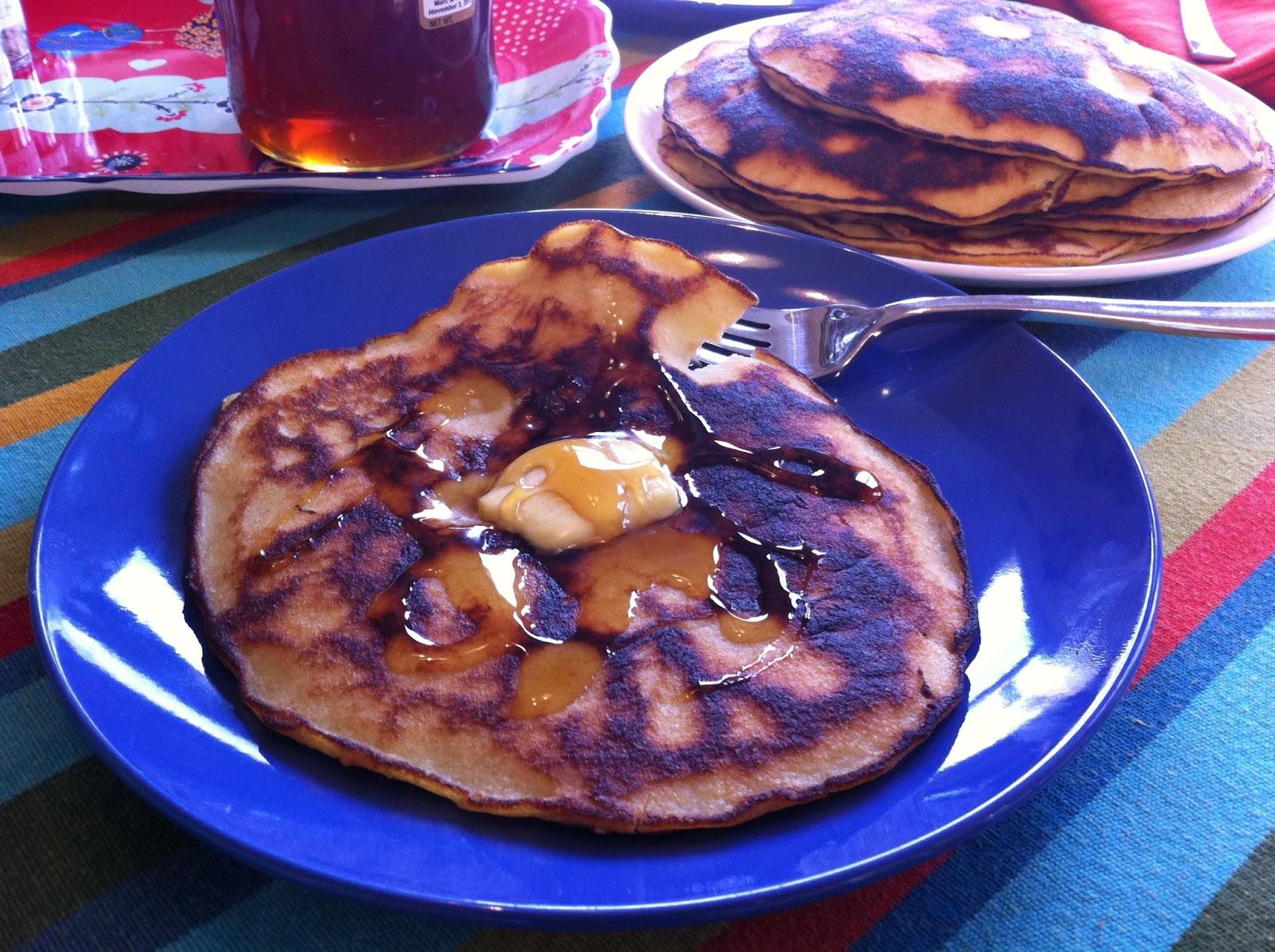 Coconut Flour Oven Pancakes Recipes — Dishmaps