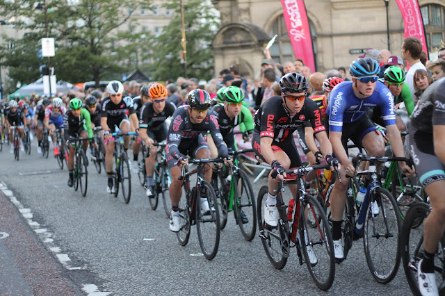 Sheffield Grand Prix 22 July 2015 cycling race