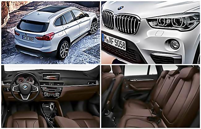 2016 BMW X1 Redesign