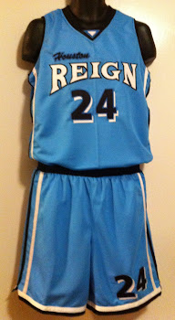 Houston Reign Girls Basketball