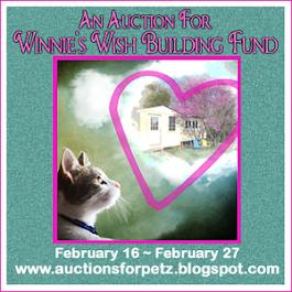 Winnie's Wish Auction! CLICK ON BADGE TO BID!