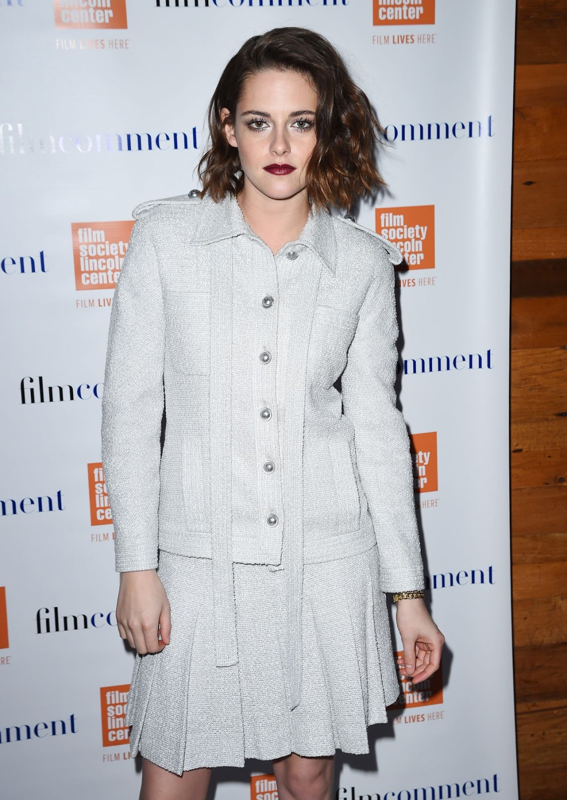 Kristen Stewart 2016 Film Society Of Lincoln Center Luncheon - Photo Kristen Stewart 2016