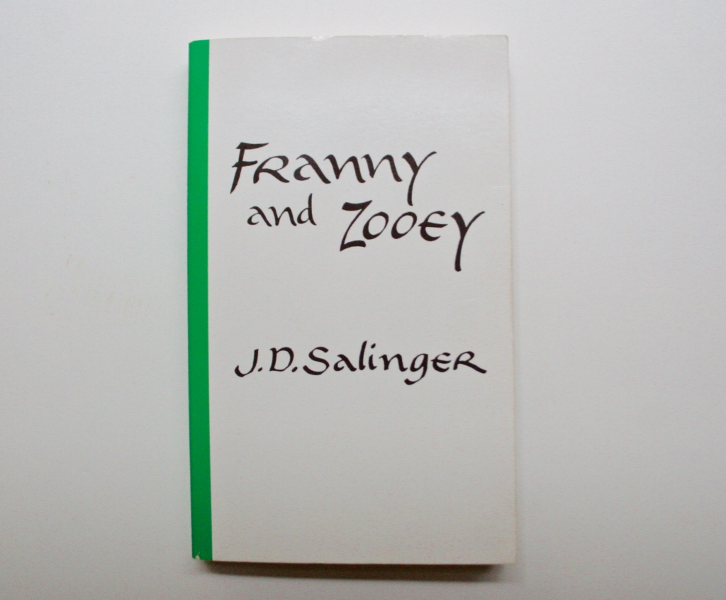 franny and zooey critical essays From the paper: jd salinger's novel franny and zooey shows the redemptive power of family and love in the life of a sister and brother the plot of the book is simple: franny, the younger sister of zooey, has come home unexpectedly from college after suffering a nervous breakdown, and, as a result of her interchanges with zooey, she finds some measure of peace and acceptance of herself and.