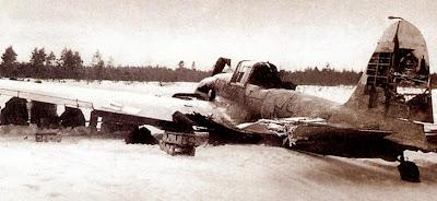 «Летающие танки»  ил-2 ксс