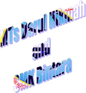 MTs Darul Hikmah dan SMK Bintara Batang