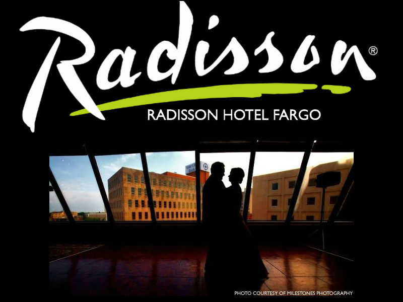 Weddings at the Radisson Hotel Downtown Fargo