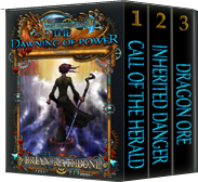 Dawning of Power - Series 1 of Godsland Trilogy books 1-3