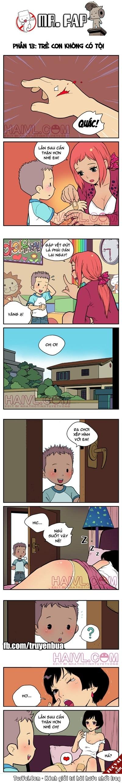 Truyện Hài Mr Fap Phần 13