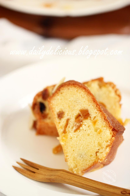 dailydelicious: Honey Fruit Cake: This is what I do when I found ...