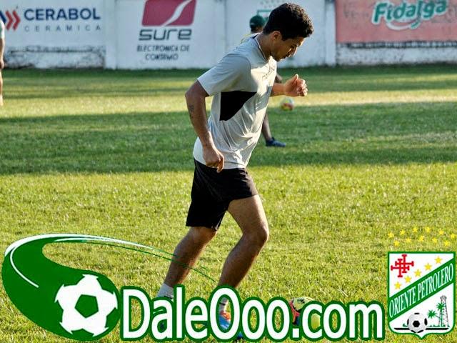 Oriente Petrolero - Añcides Peña  - DaleOoo.com web del Club Oriente Petrolero