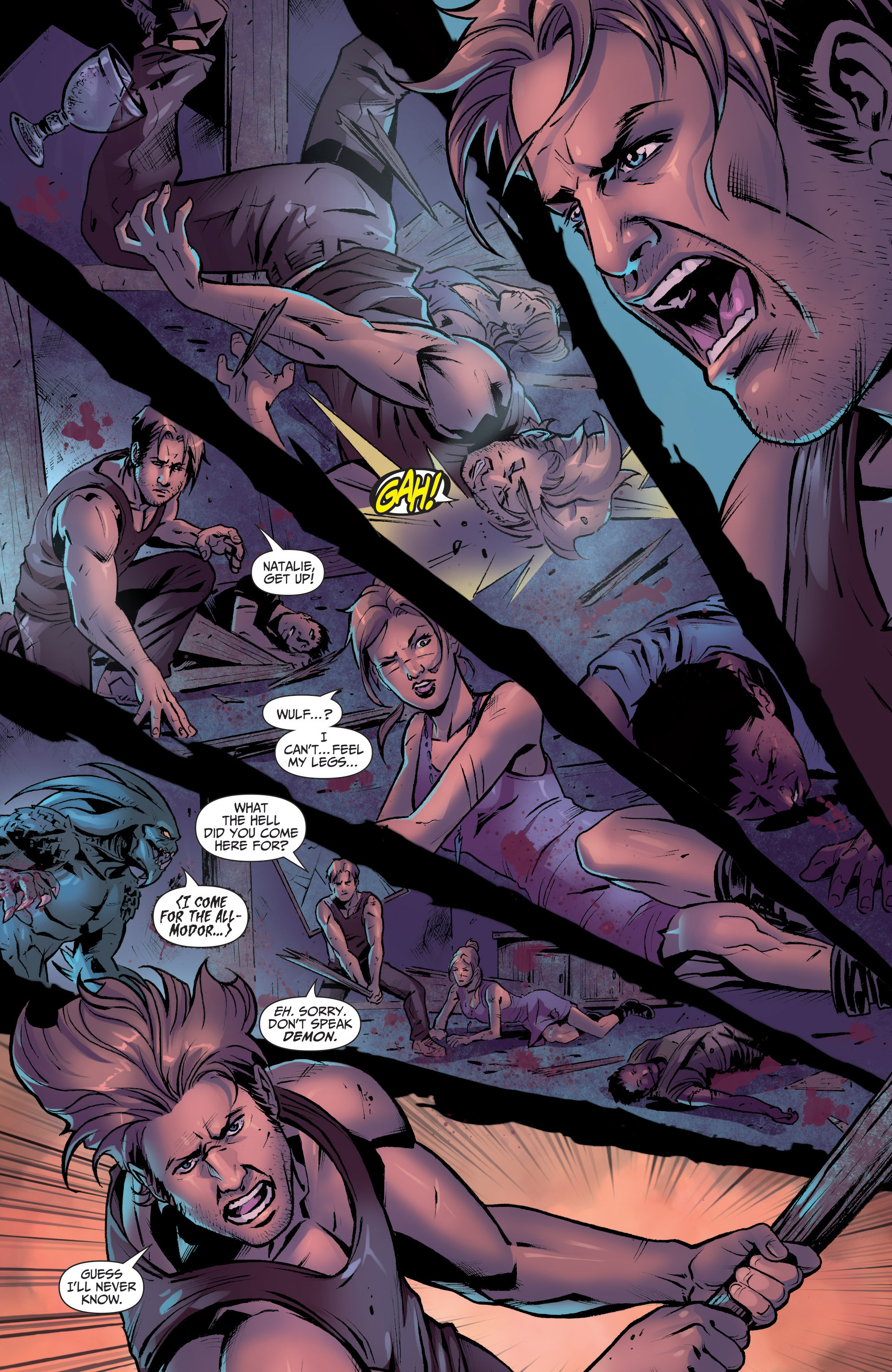 Grimm Fairy Tales (2005) Issue #109 #112 - English 17
