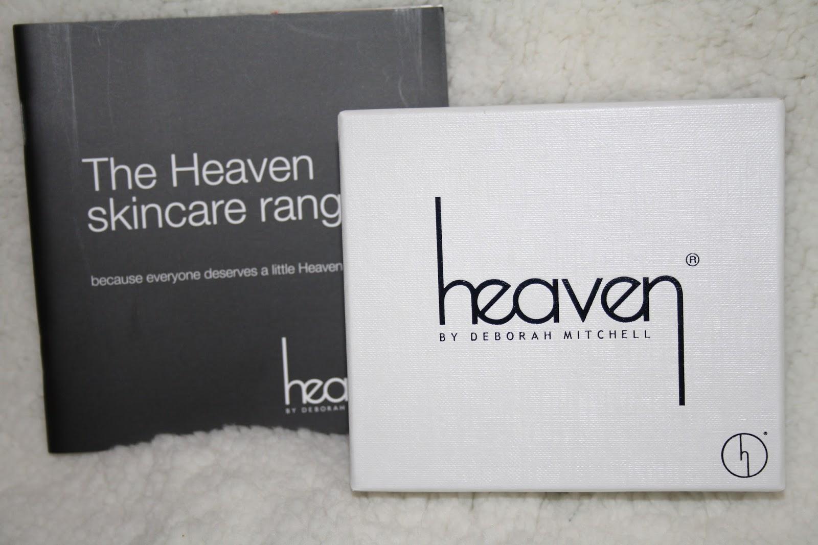 Heaven Skincare Giftset