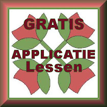 FREE Applique Class @ QDD