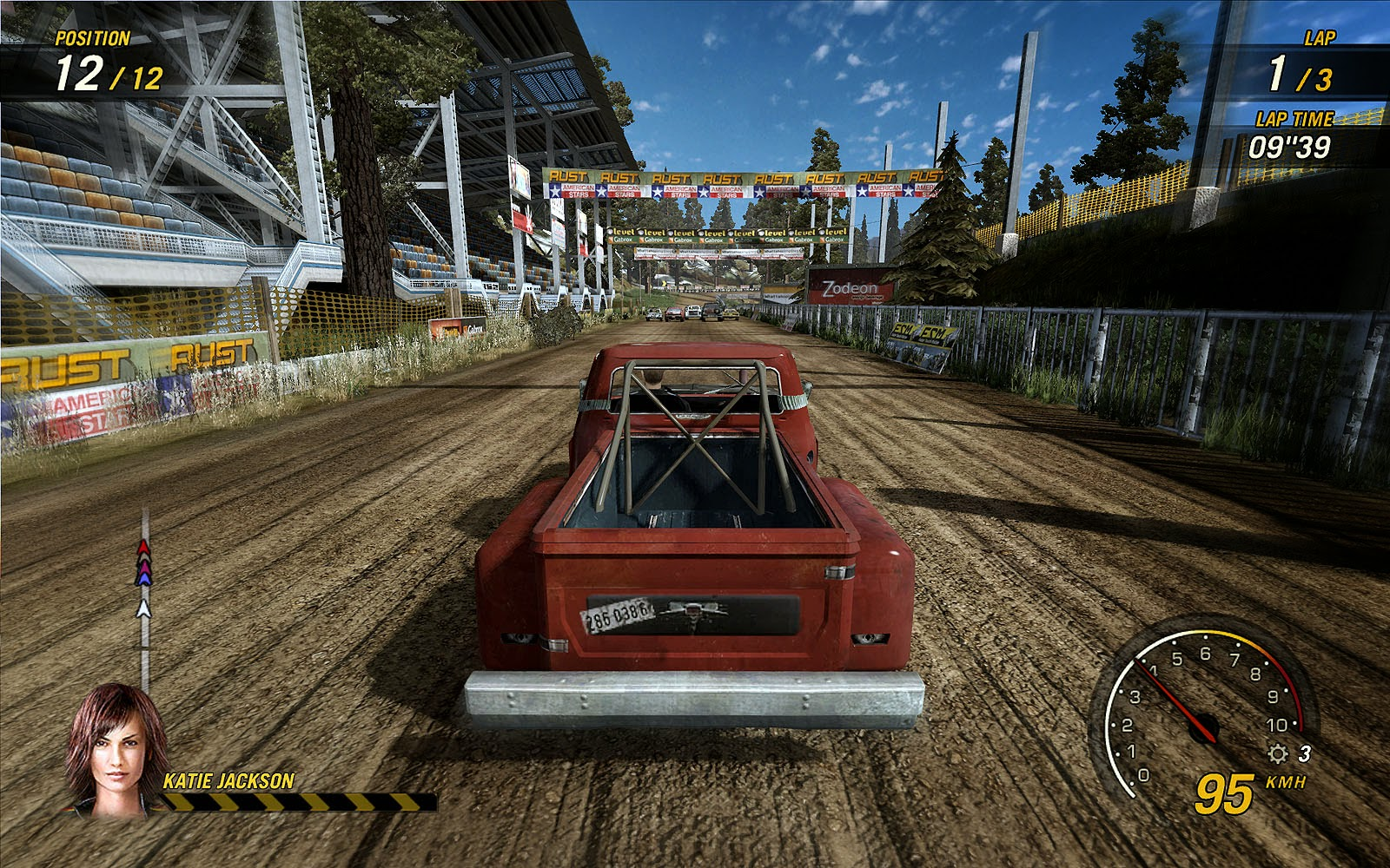flatout ultimate carnage pc game 2008 download games for fun. Black Bedroom Furniture Sets. Home Design Ideas