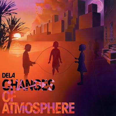 Dela – Changes Of Atmosphere (CD) (2009) (320 kbps)