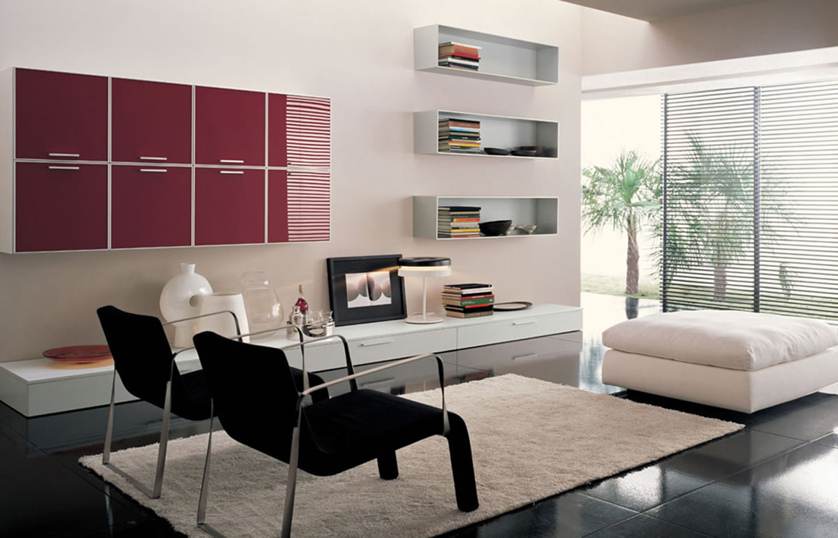 Blog ghaib living room decorating design enjoy for Furniture design for small living room
