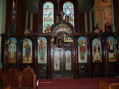 (Ethiopia) - Addis Ababa - Trinity Cathedral