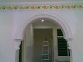 Door Arch Moulding