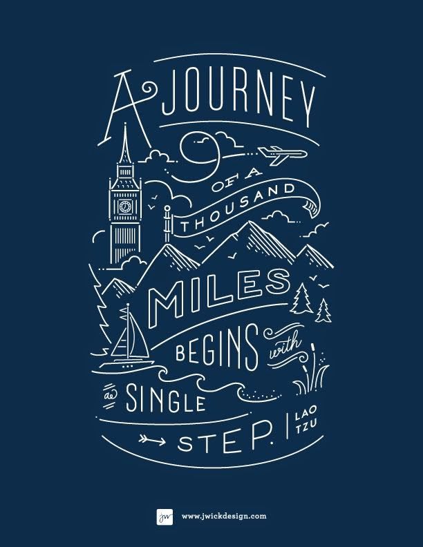 single%2Bstep - Enjoy the Journey: Inspiration for Hitting the Road