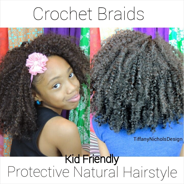 Crochet Hair Designs : Crochet Braids - Not so 90s Anymore