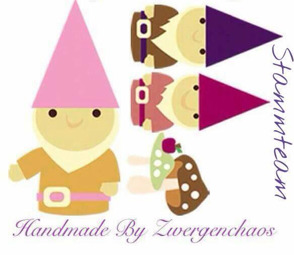 Stammteam Handmade by Zwergenchaos