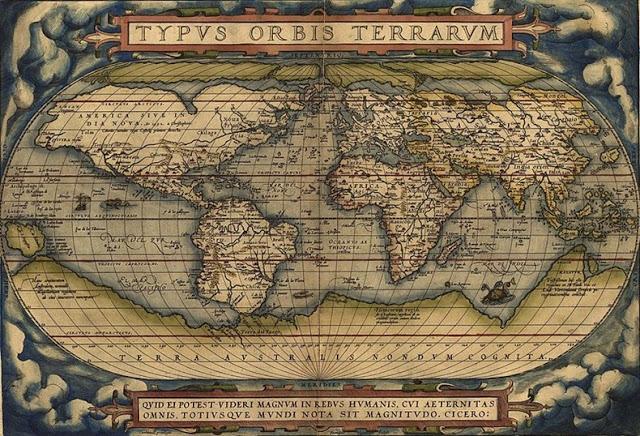 L'évolution de la carte du monde   L'assurance d'une vie meilleure