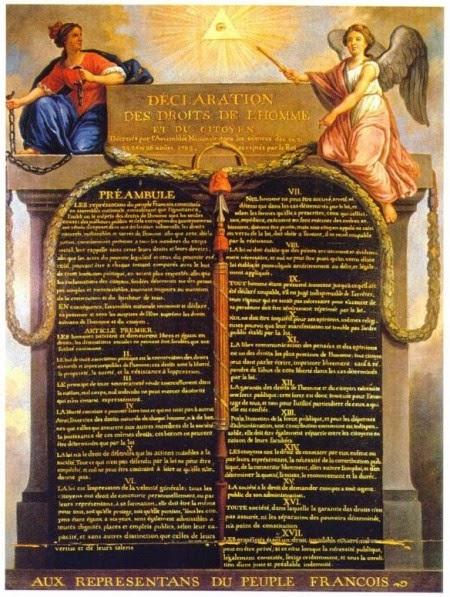dichiarazione dei diritti dell'uomo