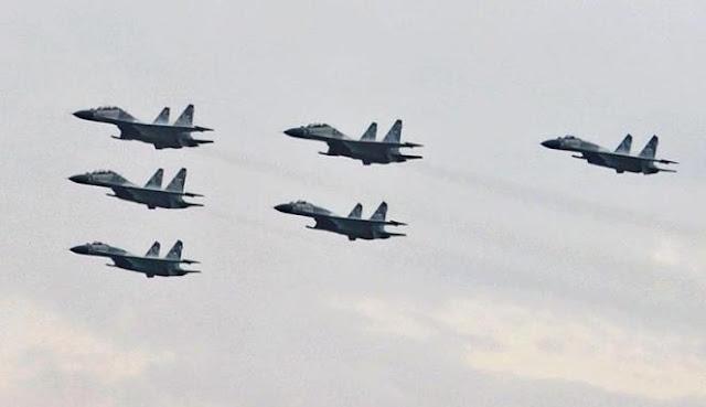 Penjaga Angkasa Indonesia Siap Tempur, Saat Pesawat Asing 'Bandel'