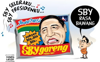 Cerita Lucu Presiden SBY