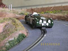 Jaguar XK120 LM 1950