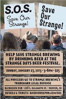 Strange Days Brew Fest